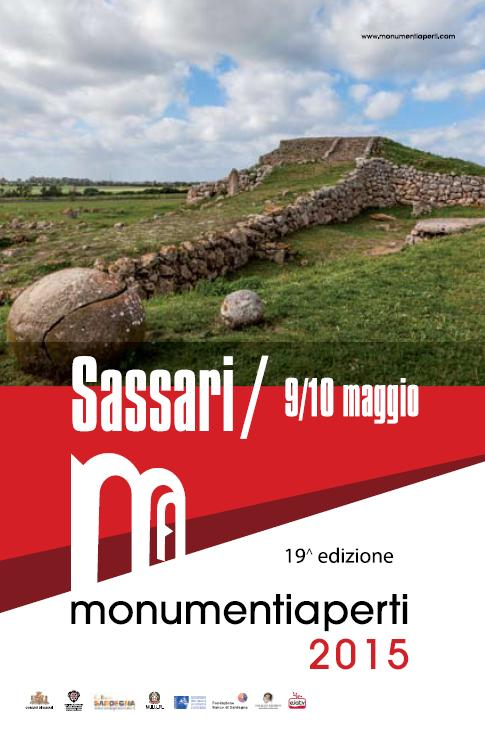 Monumenti aperti 2015 a Sassari