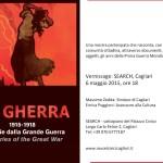 Sa Gherra 1915-1918 Memorie dalla Grande Guerra Vernissage Search Cagliari 6 maggio 2015.