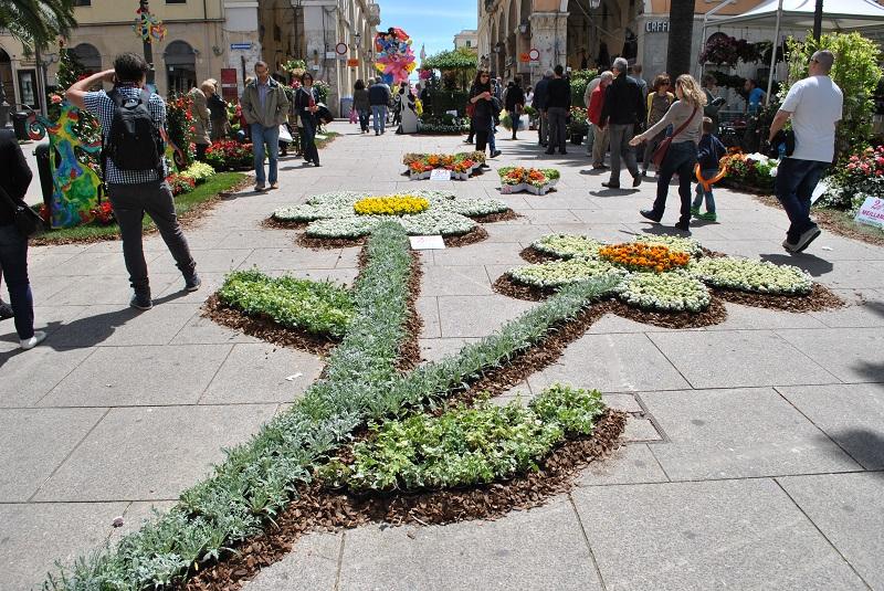 Sassari Centro in fiore 2015