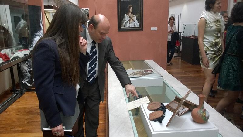 """Il Museo Nazionale """"Giovanni Antonio Sanna"""" di Sassari Presenta """"Nel segno di Ares. Armi di guerra, frammenti di pace"""" dal 9 maggio al 15 ottobre 2015"""