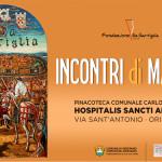 Incontri di Maggio – Dalla Fondazione Sa Sartiglia una rassegna culturale con 4 appuntamenti maggio 2015.
