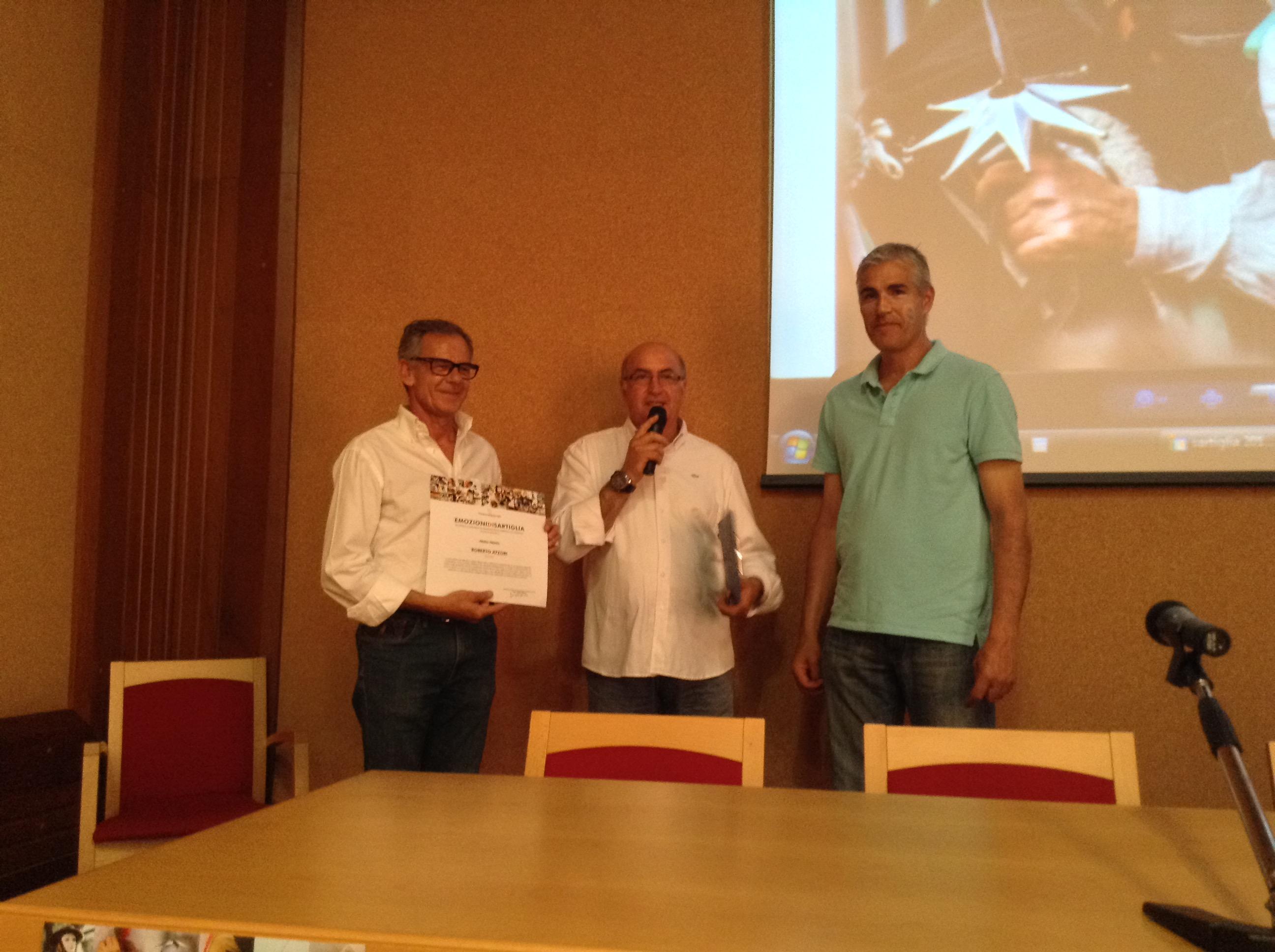 Roberto Atzori di Selargius è il vincitore della seconda edizione del concorso fotografico Emozioni di Sartiglia 8 maggio 2015.