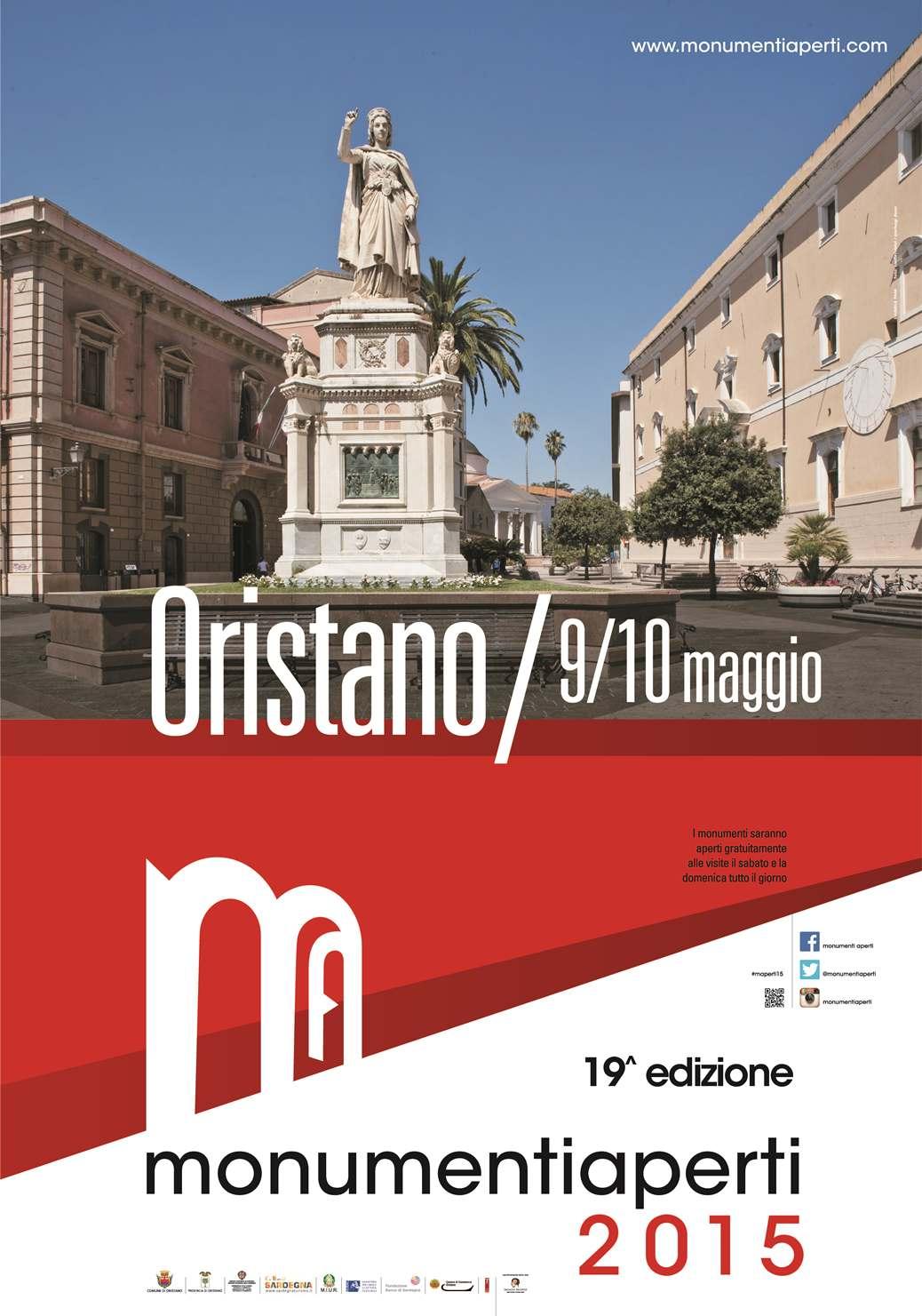 Monumenti Aperti 2015 - Il 9 e 10 Maggio 57 i siti culturali aperti al pubblico