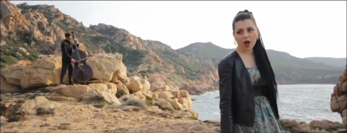 Minako feat Mr.PièR - Danzo Sospesa intervista rilasciat al Blog Sardegna in Rete