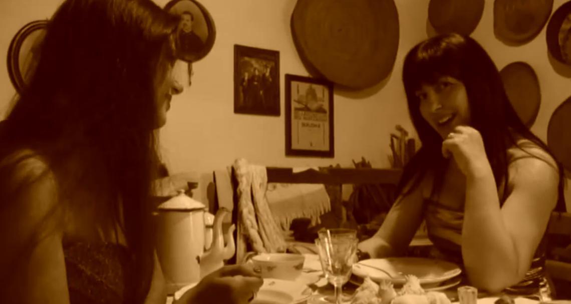 Sola So' il video dell'estate 2015 è stato girato nella casa Museo Sa Domo 'e Garrighera a Bolotana