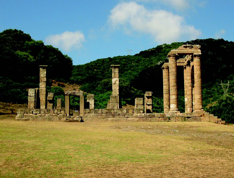 Tempio di Antas Fluminimaggiore