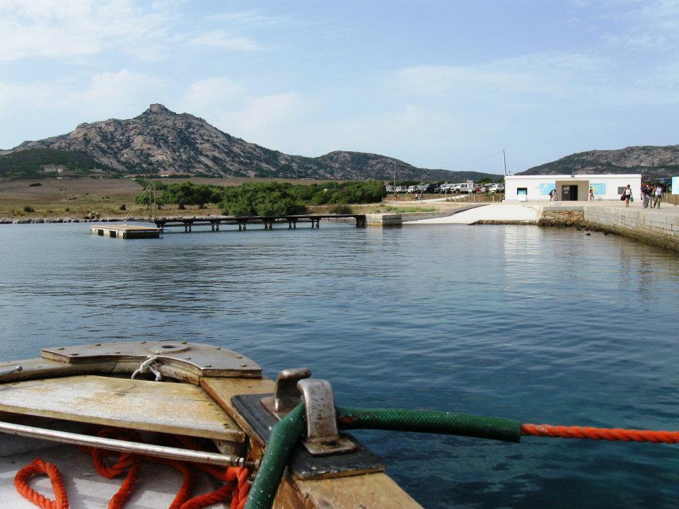 Panorama Isola dell'Asinara Turismo Sassari.