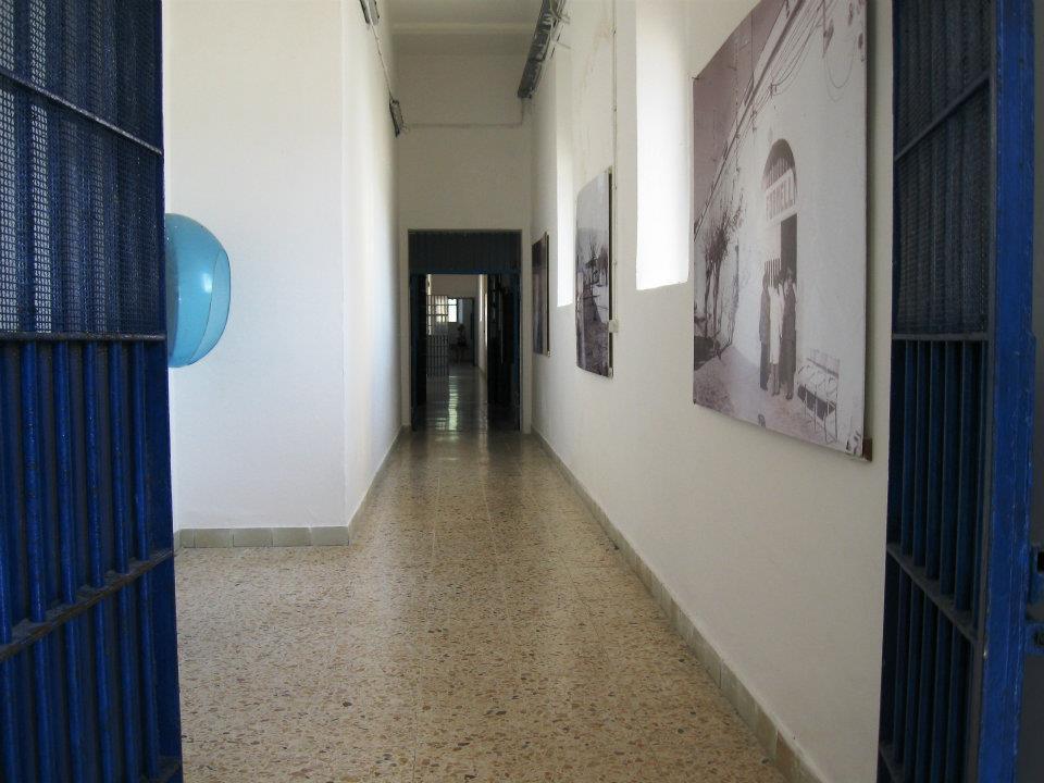 Interno del Carcere dell'Isola dell'Asinara. Informazioni turistiche e curiosità. Sassari Turismo.