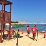 Porto Torres estate 2015 attivazione servizi di salvamento e accessibilità per i disabili nelle spiagge di Balai e Scogliolungo.