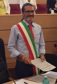 Sindaco di Porto Torres del Movimento 5 stelle Sean Wheeler.