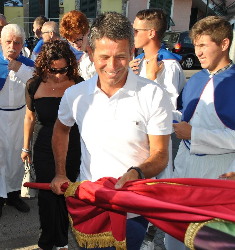 Stintino Salvatore Pilo priore San Pietro giugno 2015.