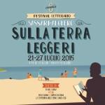 Festival Letterario Sulla terra leggeri  ultimi due appuntamenti a Sassari il 23 e il 24 luglio 2015.