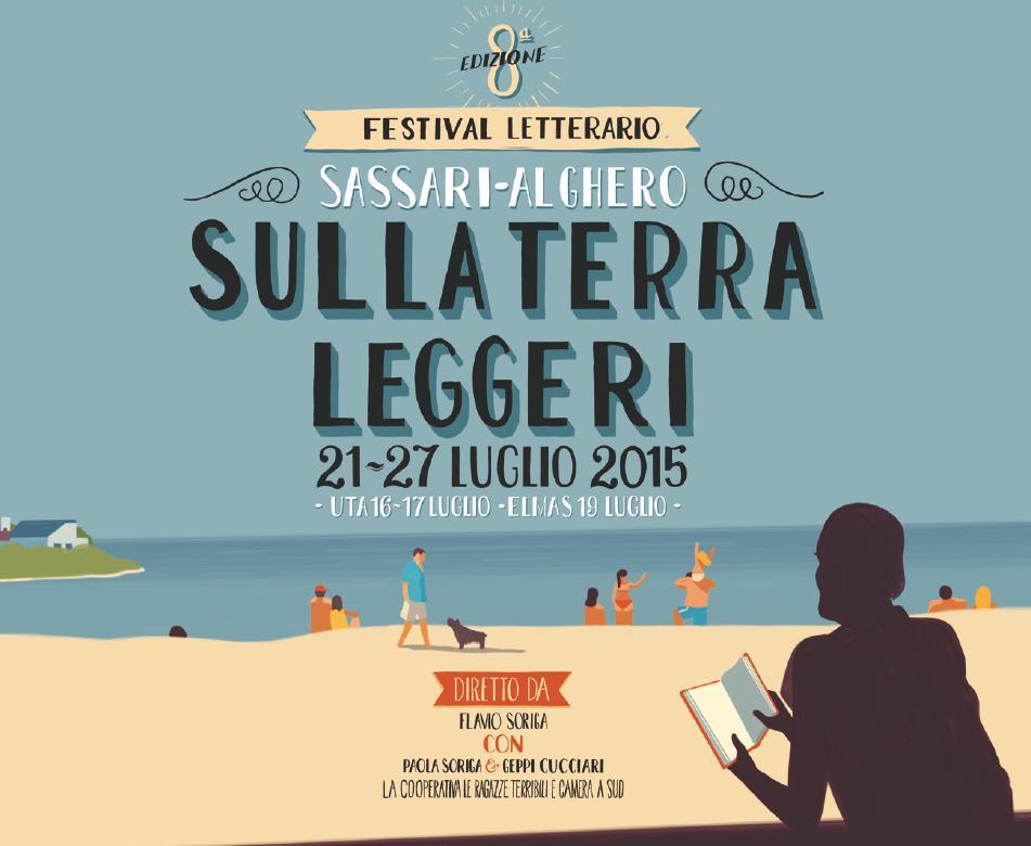 Festival Letterario Sulla terra leggeri 2015
