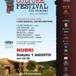 Culture Festival 2015  a Nurri con Louise Marshall and Her Brethren, 1 agosto nella splendida cornice del lago Flumendosa.