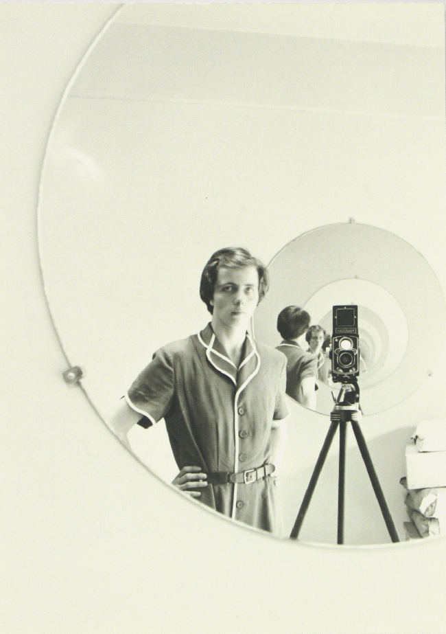 VIVIAN MAIER Street Photographer mostra fotografica di una tata degli anni cinquanta con la passione per la fotografia. Visitabile al MAN di Nuoro fino all'8 ottobre 2015.