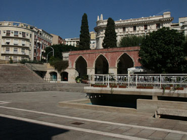 Centro Comunale d'Arte e Cultura Exmà Cagliari