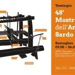 Fino al 6 settembre 2015 sarà visitabile presso il Museo MURATS e in altri locali del centro di Samugheo la mostra dell'artigianato Sardo Tessìngiu.