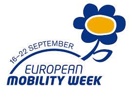European mobility week dal 16 al 22 settembre 2015 ad Alghero. Dal 16 al 22 settembre l'Amministrazione ha programmato una serie di appuntamenti nell'ambito della Settimana Europea della Mobilità ed in collaborazione con la FIAB ed altre associazioni.