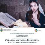 """Mostra di Giuseppe Ortu """"C'era una volta una Principessa. Elena da Lacon Giudicessa di Gallura"""" visitabile presso la Pinacoteca Giuseppe Altana di Ozieri dall'11 al 28 settembre 2015."""