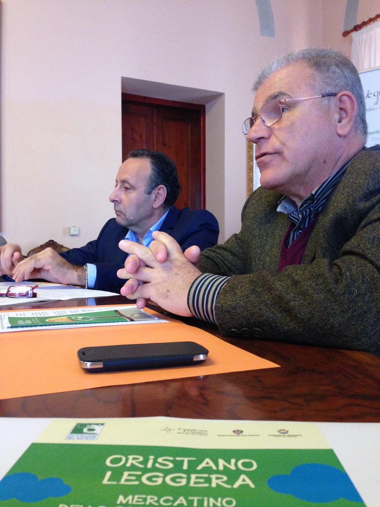 la conferenza stampa della settimana europea dei rifiuti