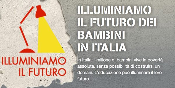 punti-luce save the children uisp