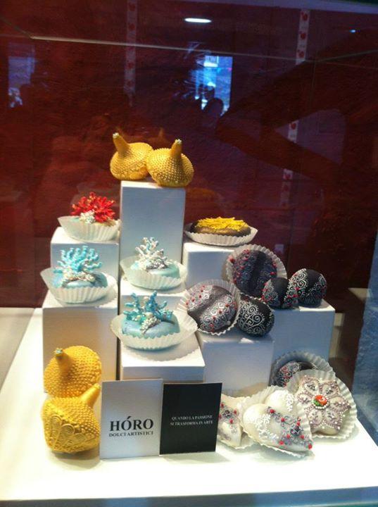 Mostra di dolci artistici a cura di Anna Gardu 11 12 e 13 dicembre 2015 ad Alghero.