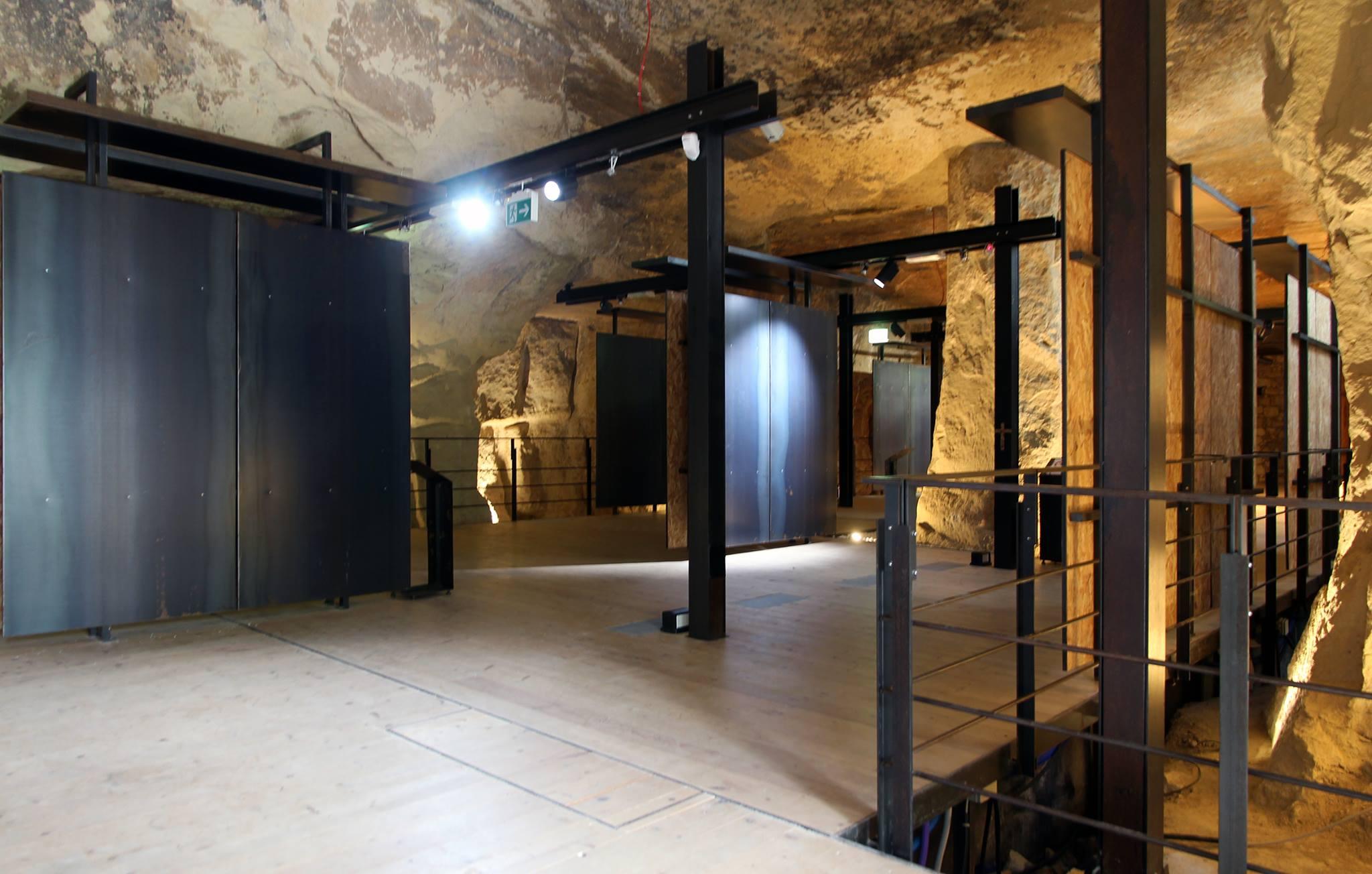 Galleria Comunale d'Arte di Cagliari The Cave. I Musei Civici di Cagliari presentano The Cave un progetto di Cristian Chironi.