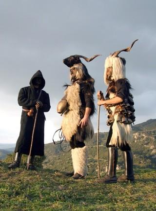 Mamutzone, s'Urtzu e s'Omadore comune di Samugheo