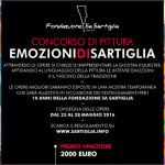 La Fondazione Sa Sartiglia Onlus bandisce il concorso di pittura Emozioni di Sartiglia 2016.