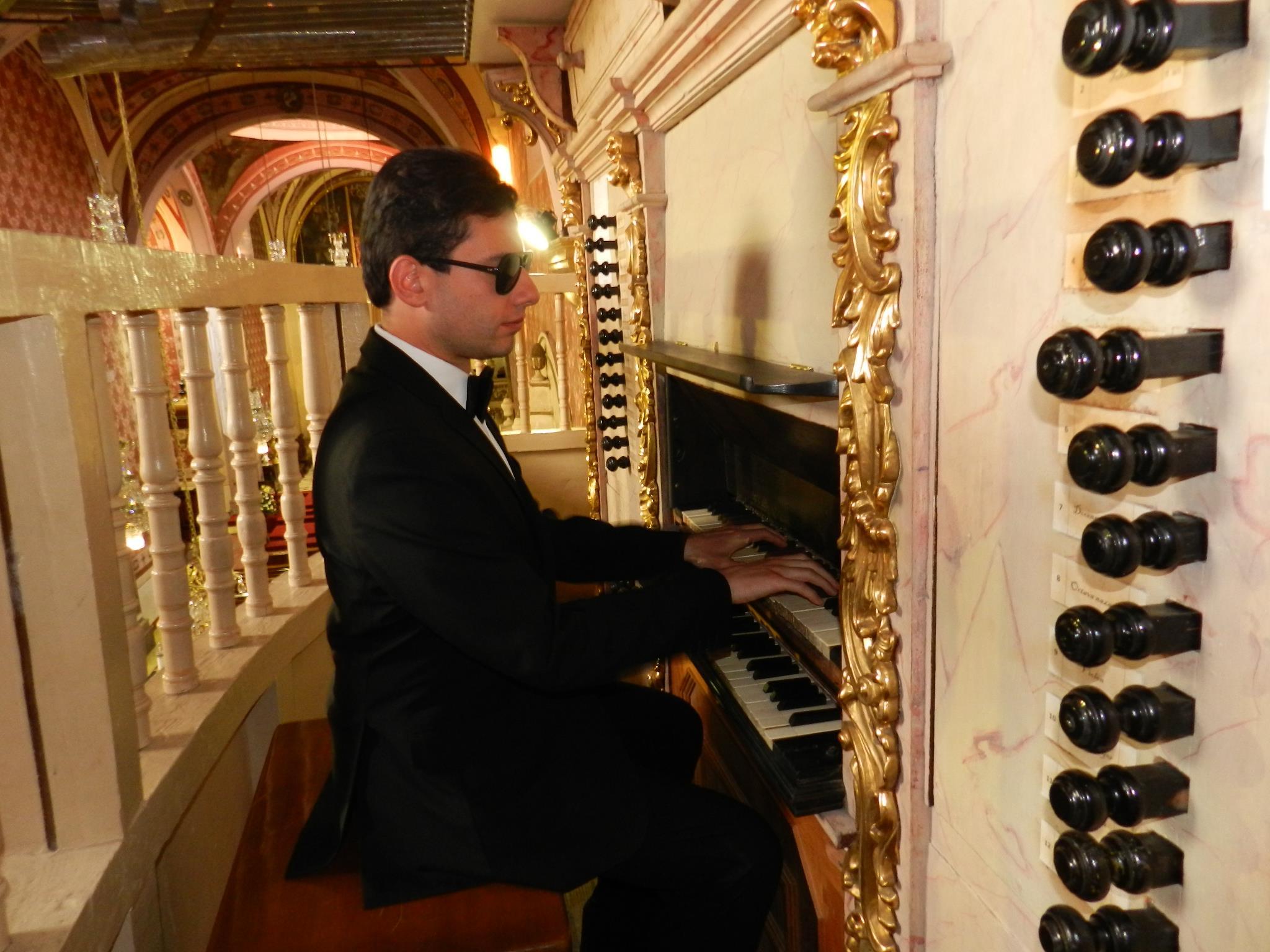 Il Maestro Davide Pinna