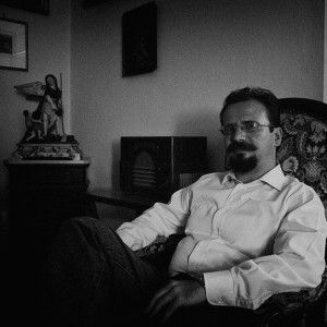 Lo storico dell'arte dottor Alessandro Ponzeletti