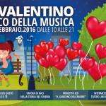 San Valentino al Parco della Musica Cagliari 14 Febbraio 2016.