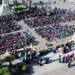 Celebrati a Sassari il 20 e il 21 febbraio 2016 i cent'anni del movimento scout e la Giornata del pensiero.