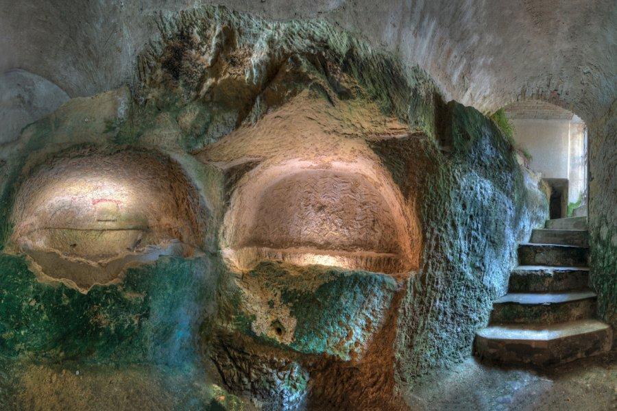 Tomba di Munazio Ireneo al Cimitero monumentale di N.S. di Bonaria