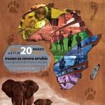 Evento al Museo Naturalistico del Territorio G.Pusceddu il 20 marzo 2016: Stefano Floris presenta ….e poi l'Africa Misteri di popoli e animali. Ingresso gratuito.