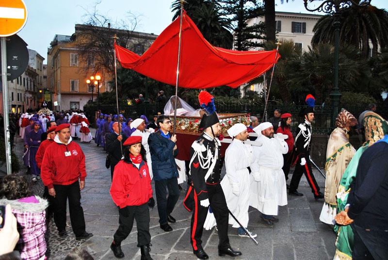 Comune di Sassari Programma dei Riti della Settimana Santa a Sassari.