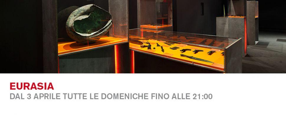Eurasia mostra Palazzo di Città di Cagliari aprile 2016