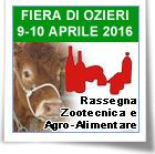 Fiera di Ozieri 9-10 aprile 2016