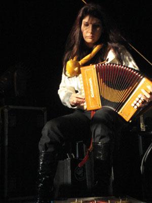 Maria Luisa Congiu sarà ospite anche quest'anno di Voci di Maggio a Santa Caterina di Pittinuri Cuglieri Oristano il 14 maggio 2016