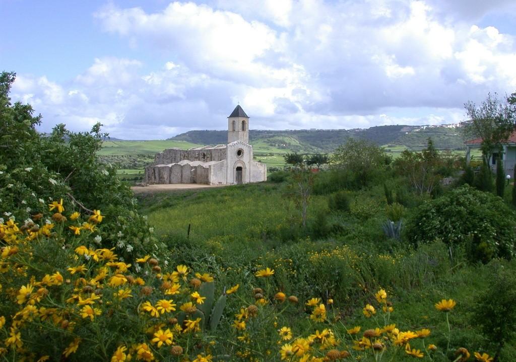 Martis chiesa di San Pantaleo