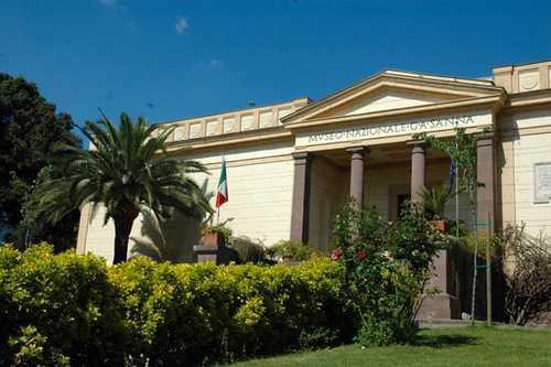 Museo Sanna Sassari Monumenti aperti 7 e 8 maggio 2016