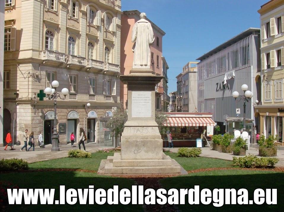 Sassari Città Piazza Azuni