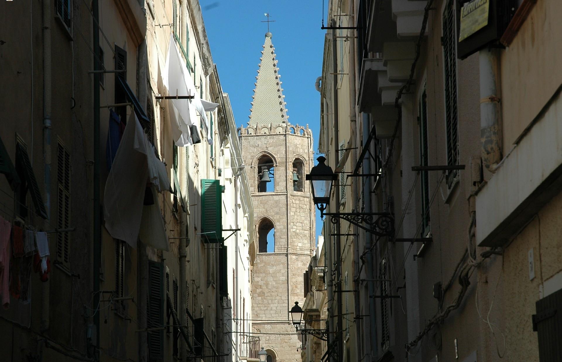 Alghero Duomo di Santa Maria Monumenti aperti 2016