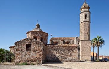 Chiesa di San Nicola Monumenti aperti Oristano 2016