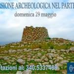 Domenica 29 maggio 2016 Escursione Archeologica nel Parteolla con l'Archeologo Nicola Dessì quota di partecipazione 10 euro a persona.