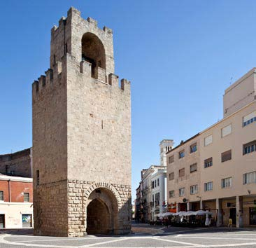 Gran Torre Monumenti aperti Oristano 2016