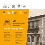 Guspini: La Miniera di Montevecchio aderisce anche quest'anno alla VIII Giornata Nazionale delle Miniere con Eventi nei giorni 27-28 e 29 maggio 2016.