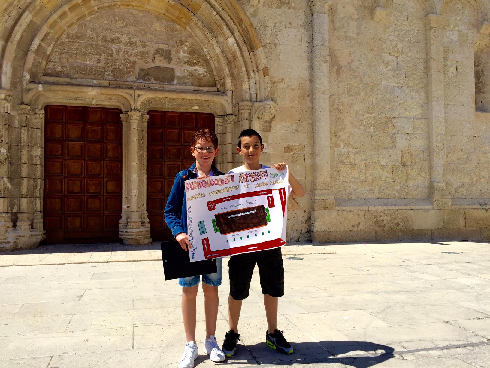 Grande successo di Monumenti aperti 2016 domenica 22 maggio a Porto Torres e sull'isola parco dell'Asinara con circa 17500 visitatori totalizzati. Area archeologica di Turris Libisonis. Basilica di San Gavino.