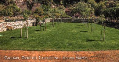 Riapre al pubblico venerdí 27 maggio l'Orto dei Cappuccini in viale MerelloL'Orto dei Cappuccini a Cagliari è un luogo simbolico ma è anche il collegamento fisico tra un versante e l'altro della città. L'Orto ora aperto al pubblico permetterà agli studenti del polo universitario, ai cittadini e ai visitatori di raggiungere più facilmente il Centro storico, l'Anfiteatro romano, l'Orto botanico e il Parco dell'Ospedale civile.