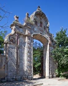 Portale di San Vito Monumenti aperti Oristano 2016